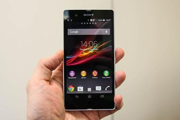 Sony Xperia Z españa