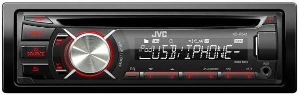 jvc equipo sonido coche