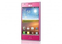 LG Optimus L5 Pink Edition