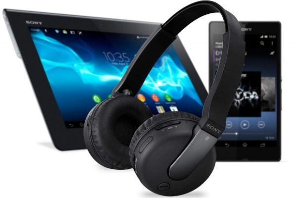 Sony Wireless Headset DR-BTN200M