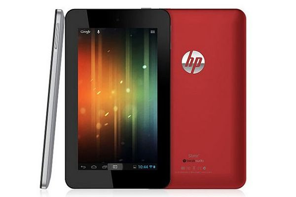 hp slate 7 tablet