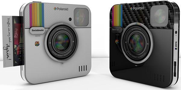 camara instagram polaroid