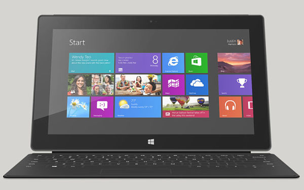 Microsoft Surface Pro españa