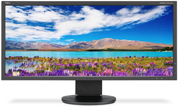 NEC Multisync EA294WMi monitor