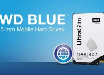 WD Blue UltraSlim disco duro