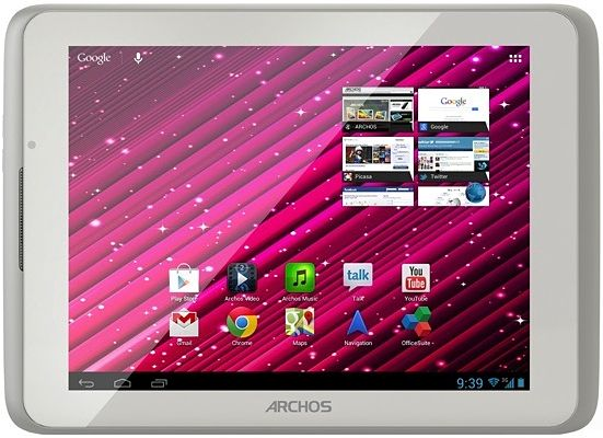 Archos Xenon 80 tablet