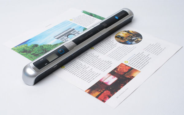 IRIScan Book Executive 3 escaner