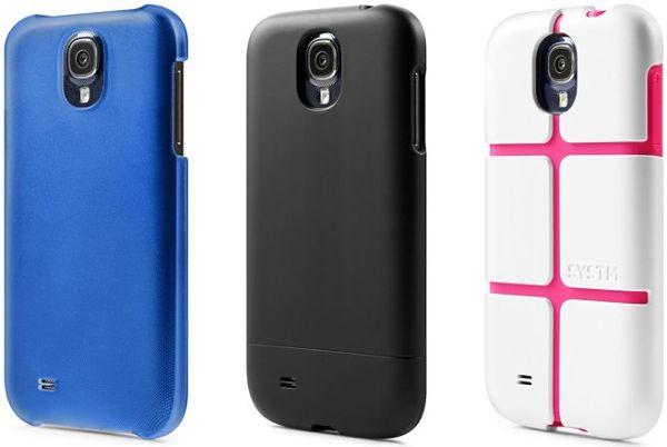 Incase Galaxy S4 carcasas