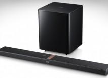 Samsung HW-F750 Airtrack barra sonido