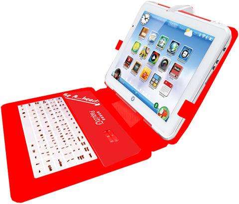 SuperPaquito teclado