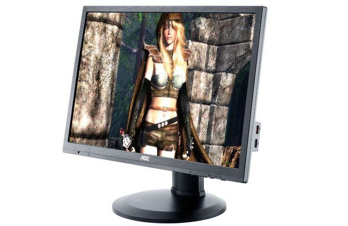 AOC G2460PQU monitor gaming