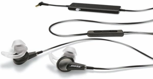 Bose QuietComfort 20 auriculares
