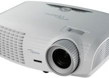 Optoma HD25 LV proyector