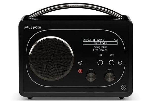 Pure Evoke F4 radio digital