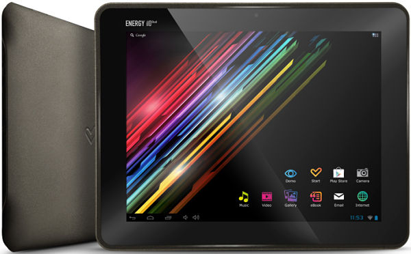 Energy Tablet i10 Dual