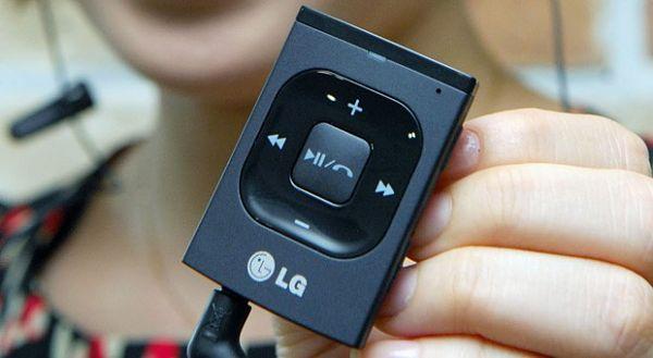 LG BTS1 auricular Bluetooth