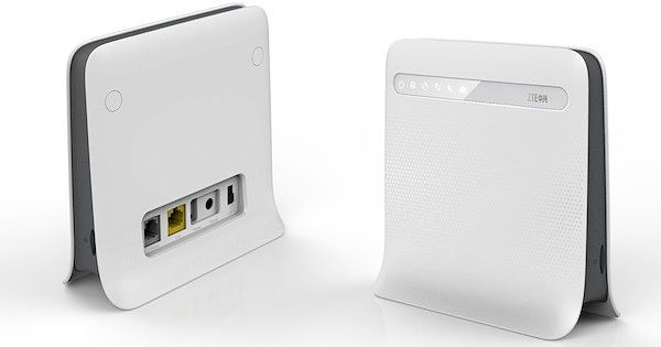 ZTE MF253 router lte