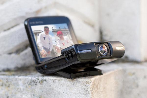Canon Legria VIXIA Mini videocamara