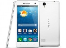Oppo R819 smartphone Android