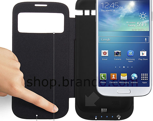 Power Case Galaxy S4
