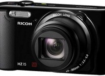 Ricoh HZ15 camara compacta